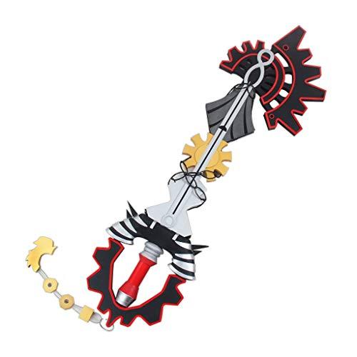 79cos Kingdom Hearts Cosplay Prop Aqua Keyblade?