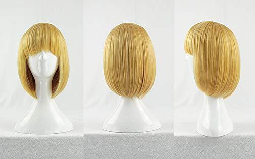 Â¡GJBXP Cosplay Hair 2018! Anime Shingeki no Kyojin Armin...