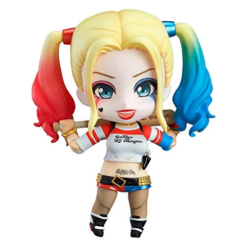 Yingjianjun Figura de acción de Harley Quinn del escuadrón...
