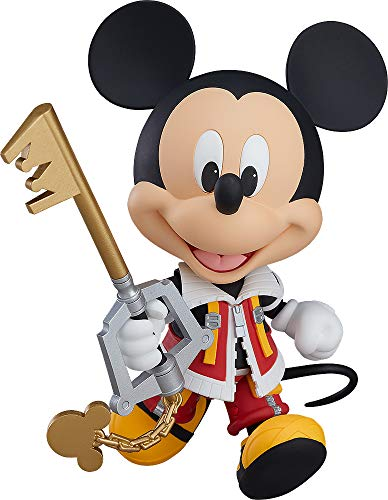 Good Smile Kingdom Hearts II 2 King Mickey Nendoroid Action...