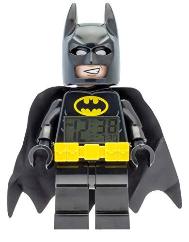 Despertador infantil con figurita de Batman de BATMAN: LA...