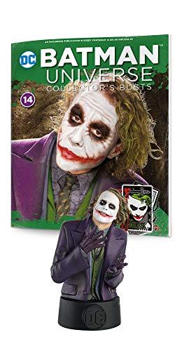 Busto de Resina Batman Universe Collector's Nº 14 Joker...