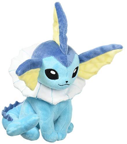 Sanei Pokemon Plush Toy All Star Collection PP110 Vaporeon...