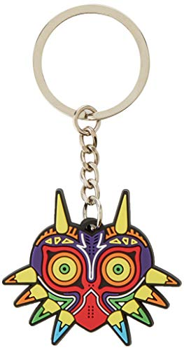 The Legend of Zelda – Zelda Majora's Mask Rubber Keychain