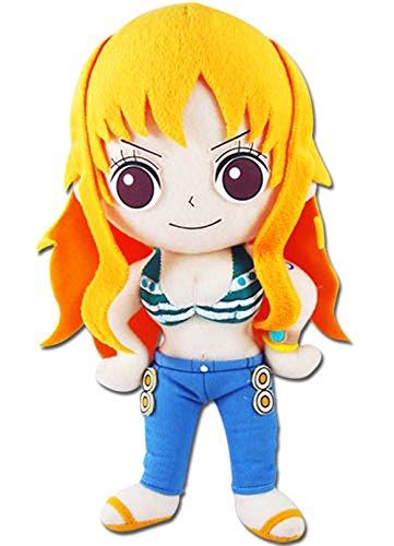 GE Animation Great Eastern GE-52554 Nami Stuffed Plush (1...