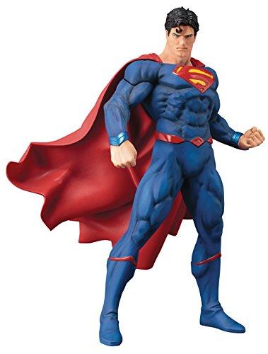 DC Comics SV198 Superman Renacimiento Artfx+ Estatua