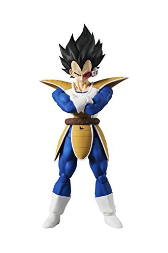 Bandai Vegeta Figura 16 Cm Dragon Ball Z SH Figuarts,...