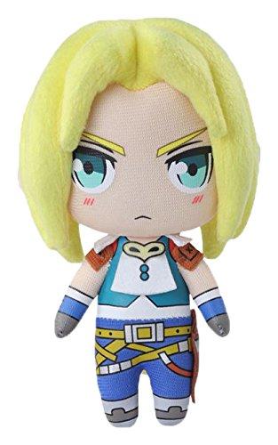 Square-Enix Final Fantasy IX Plush Figure Zidane 14 cm...