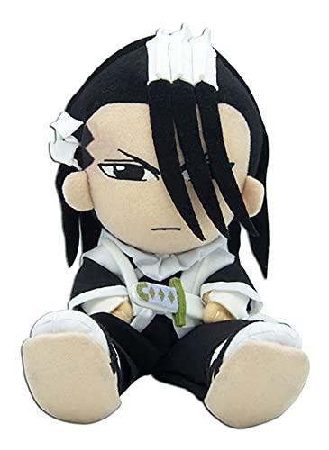 GE animación Bleach: Byakuya Peluche