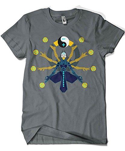 2067-Camiseta Premium, Zenyatta (Buck Rogers)