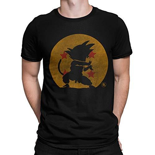 Camisetas La Colmena 2202-Kame Hame Ha - Bola Abuelo -...