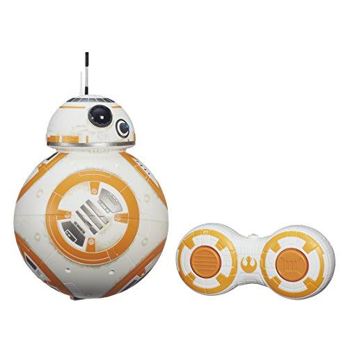 Star Wars - Figura de acción BB8 con Control Remoto (Hasbro...