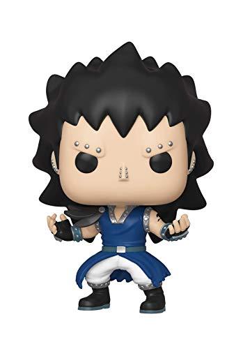 Funko - Pop! Fairy Tail S3: Gajeel Figura Coleccionable,...