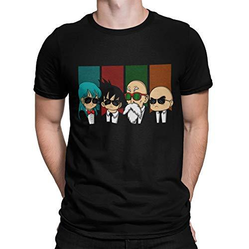 Camisetas La Colmena - 2239-Reservoir Kame -Dragon Ball -...