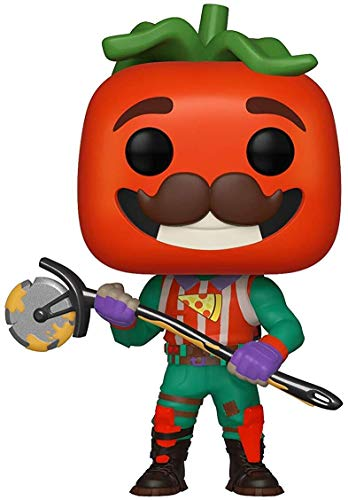 Funko POP! Vinilo: Games: Fortnite: TomatoHead, Multicolor,...
