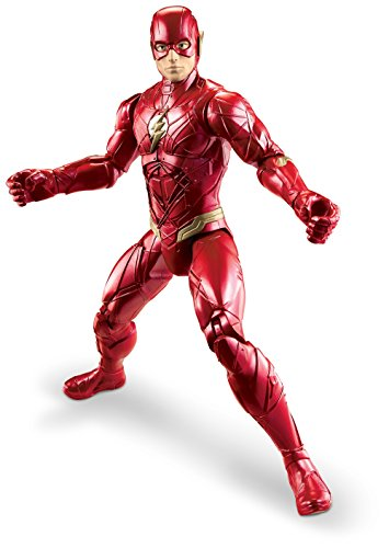 JUSTICE LEAGUE Figuras Básica Flash (Mattel FGG81)