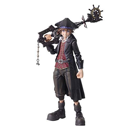Square Enix Figura Sora Pirates of The Caribbean 15 cm....