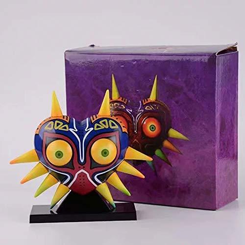Yvonnezhang 12cm The Legend of Zelda Majora'S Mask Máscara...