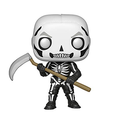 Funko Fortnite Skull Trooper Figura de Vinilo, multicolor,...