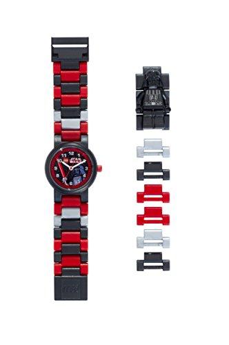 Reloj infantil modificable de LEGO Star Wars. Incluye las...