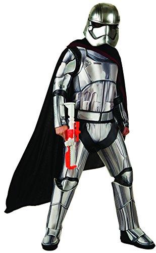 Star Wars - Disfraz Capitán Phasma Deluxe para Adulto,...