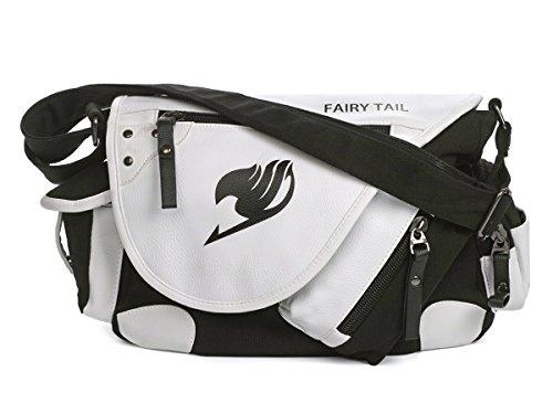 CoolChange Bolso Bandolera de Fairy Tail con Logo