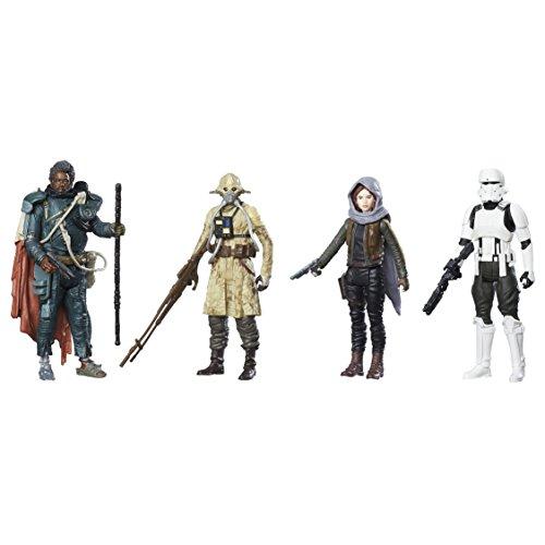 Star Wars - Rogue One Figure Pack - (Hasbro C1231EU4)