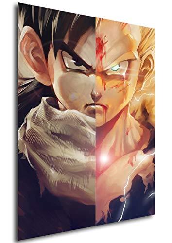 Instabuy Poster Dragon Ball (A) - Gohan - A3 (42x30 cm)