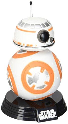 Funko - POP! Bobble Colección Star Wars - Figura BB-8...