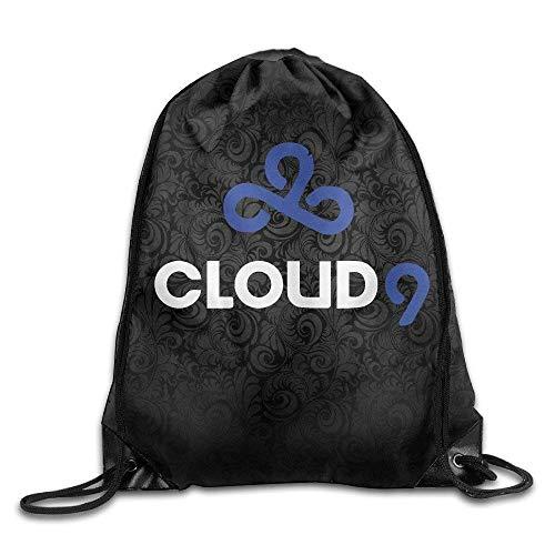 LoveBiuBiu League of Legends Cloud 9 Shirt Training Gym...