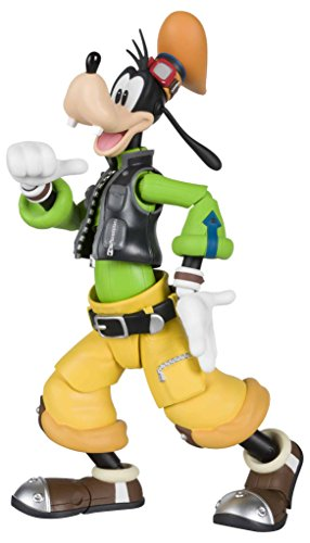 Bandai Kingdom Hearts II Goofy S.H.Figuarts Figura De...