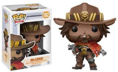 Overwatch - McCree figura de vinilo (Funko 13087)