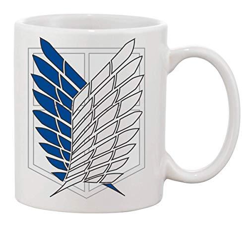 KRISSY Scouting Legion Symbol Mug Cup Café Vaso