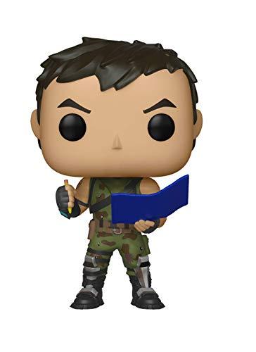 Funko- High Rise Assault Trooper Fortnite Figura de Vinilo,...