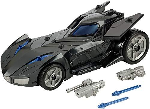 DC BATMAN MISSIONS™ Coche Batmóvil Misiles de Ataque...
