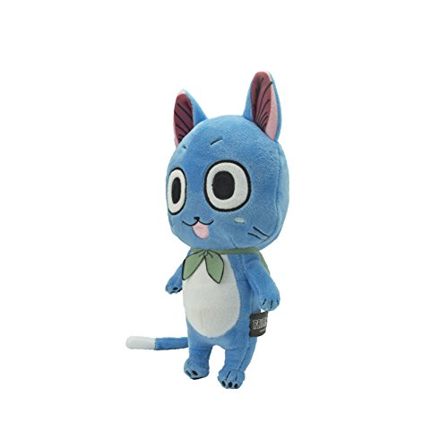 ABYstyle - FAIRY TAIL - Peluche - Happy 25 cm