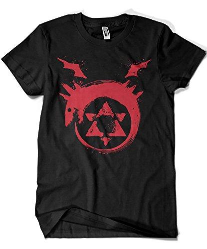 3411-Camiseta Premium, Fullmetal Alchemist - I Am Homunculus...
