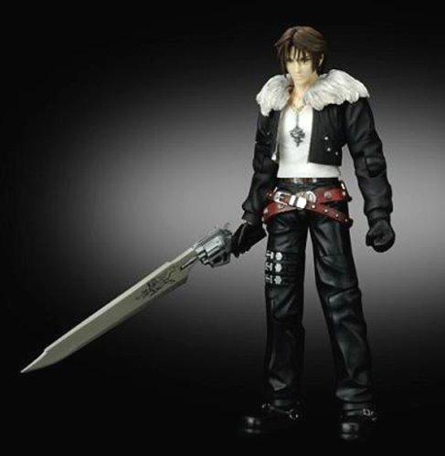 Final Fantasy VIII Squall Leonhart Action Figure (japan...