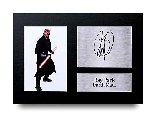 HWC Trading Ray Park A4 Sin Marco Regalo De Visualización...