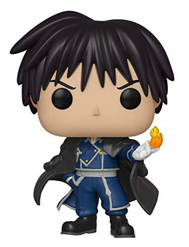 Figura Pop Fullmetal Alchemist. Colonel Mustang