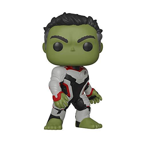 Funko - Pop! Bobble: Avengers Endgame - Hulk Figura...