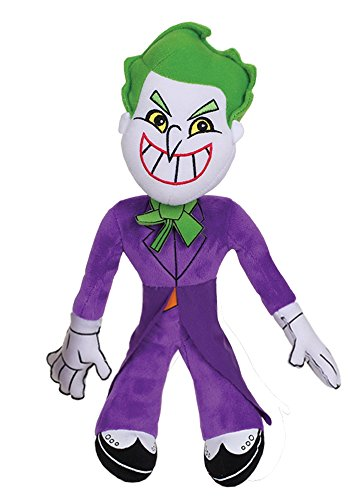 DC Superfriends 5426Tough Talking el Joker de Peluche...