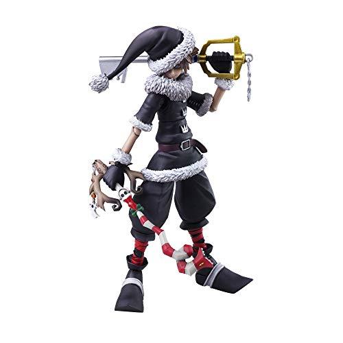 Square Enix Bring Arts - Kingdom Hearts II Sora Christmas...