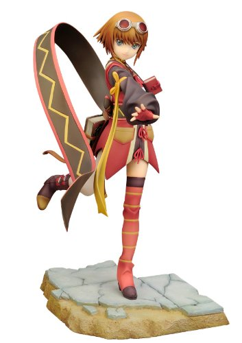 Tales of Vesperia Rita Morudio (1/8 Scale PVC Figure) (japan...