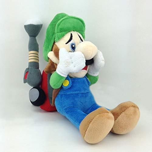 Yijinbo Luigi's Mansion 2 Super Mario Bros - Peluche de Luna...