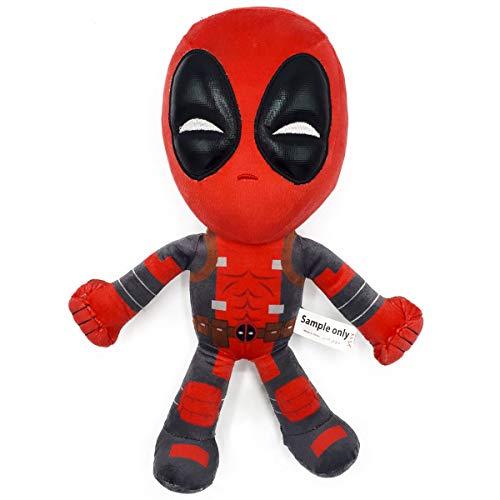 Marvel - Peluche Deadpool Postura Normal 32cm Calidad Super...