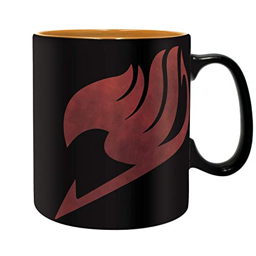 ABYstyle - FAIRY TAIL - Taza - 460 ml - Lucy, Natsu y...