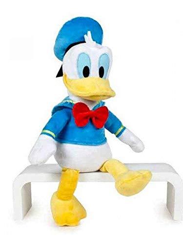 Peluche Disney Pato Donald 40 cm de pie - 30 cm sentado