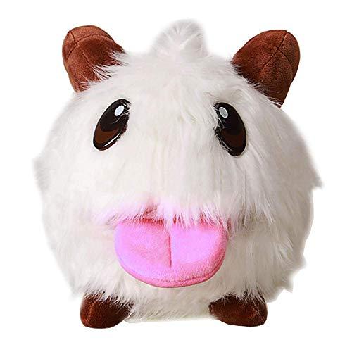 Mesky EU Poro Juguete LOL Muñeca Polo Plush Toy para Niños...