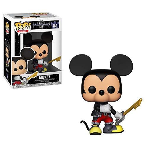 Pop! Vinyl: Kingdom Hearts 3: Mickey